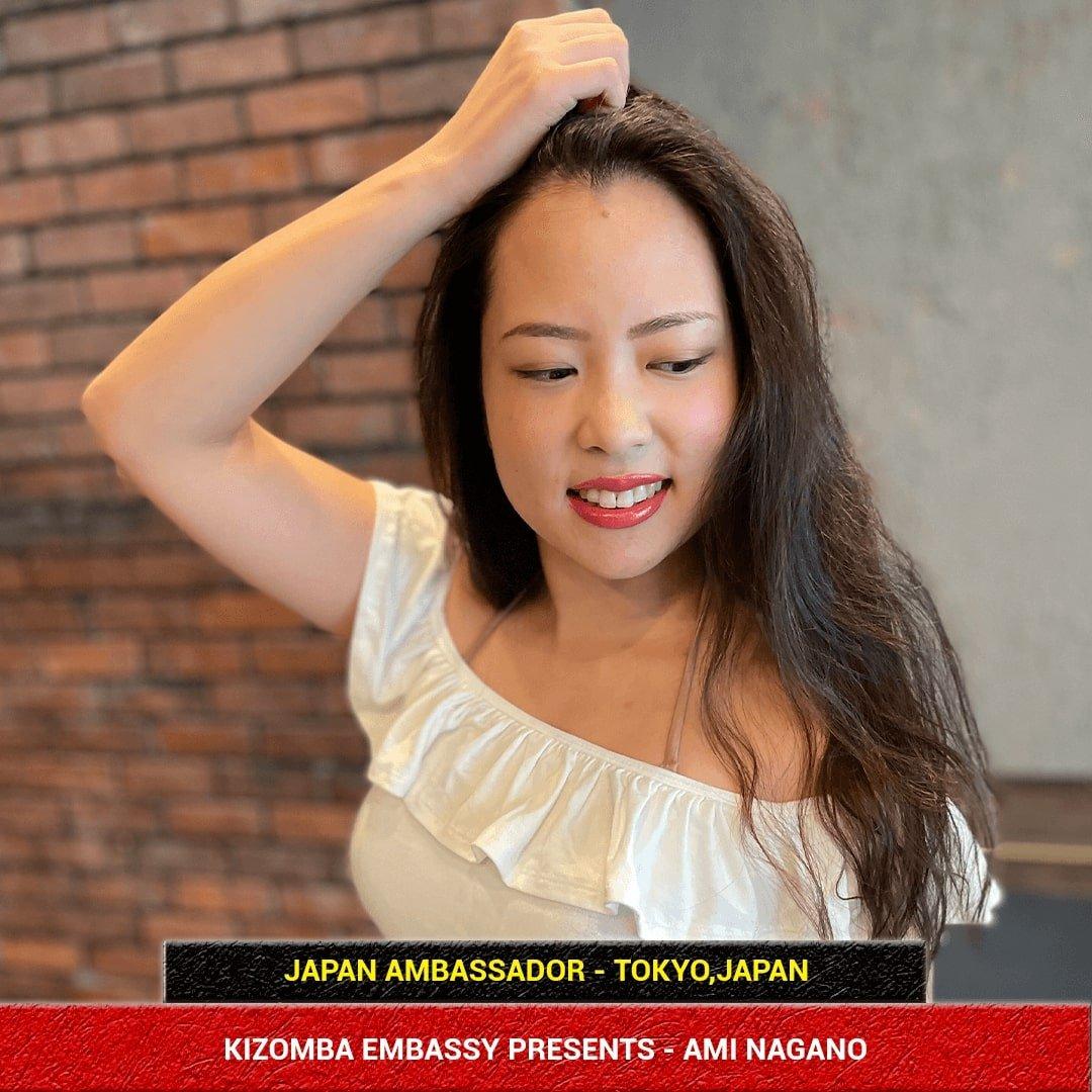 Kizomba Dancer from Japan - Ami Nagano