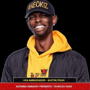 Kizomba Embassy Ambassador - Charles Ogar