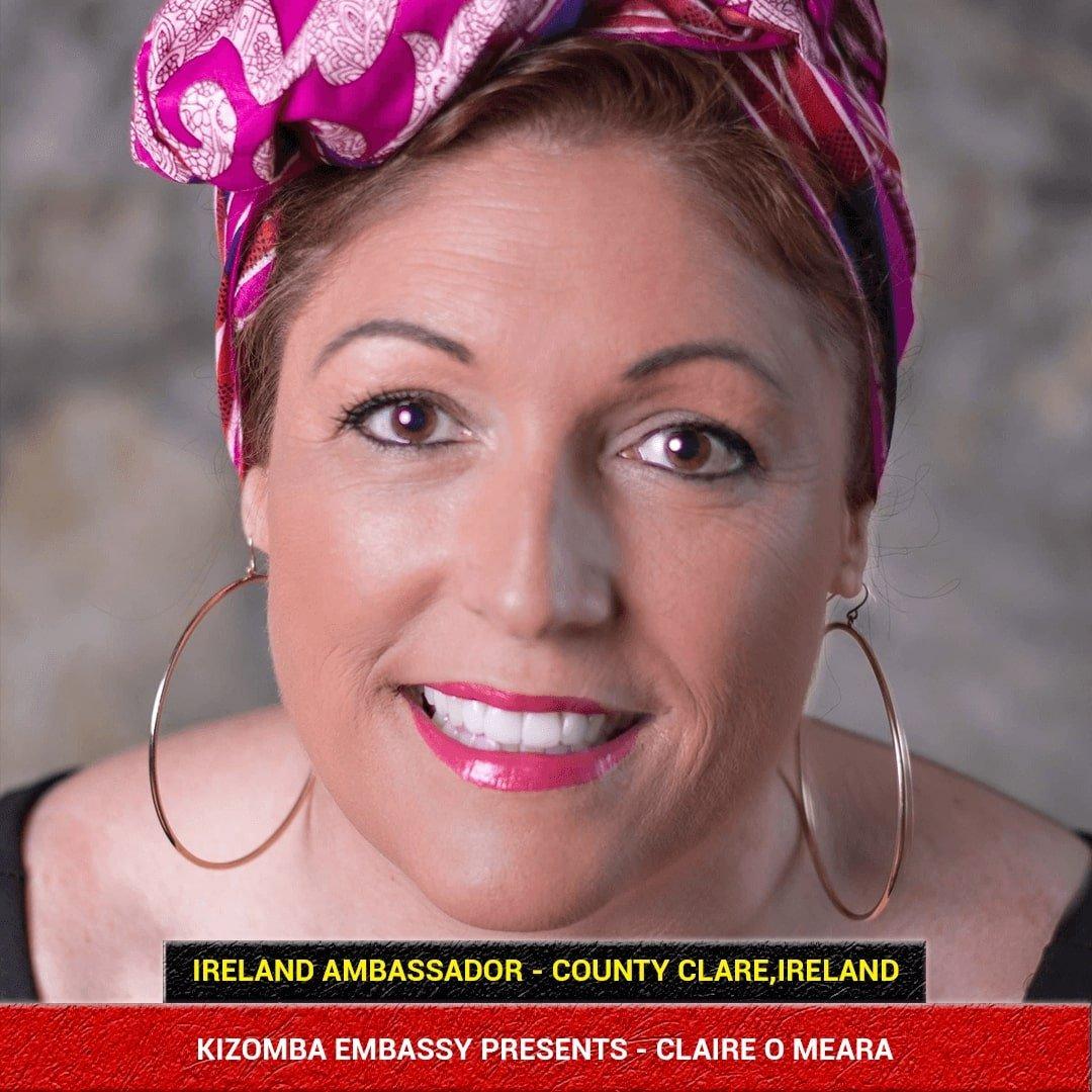 Kizomba Embassy Ambassador - Claire O Meara