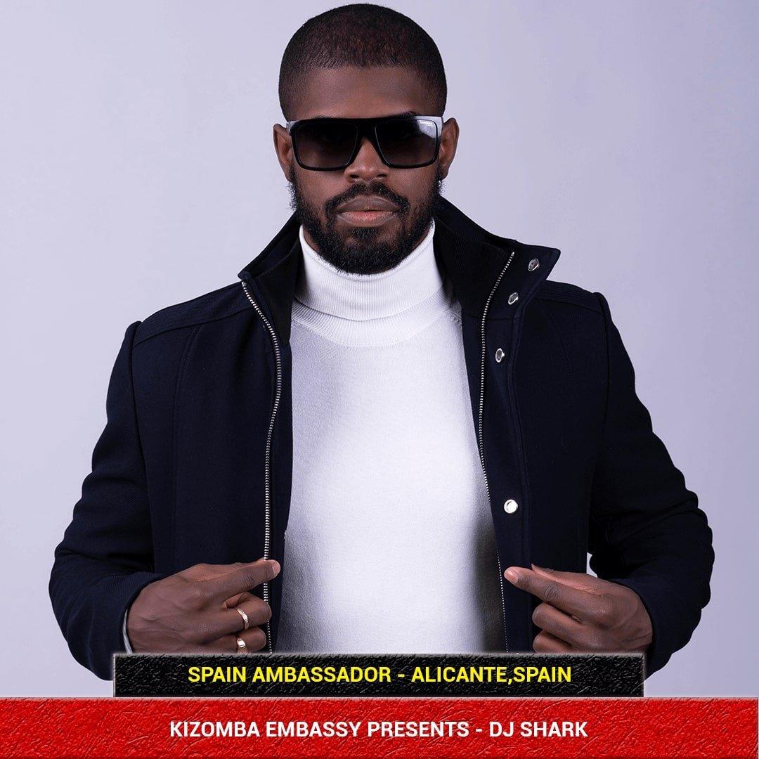 Kizomba Embassy Ambassador - DJ Shark