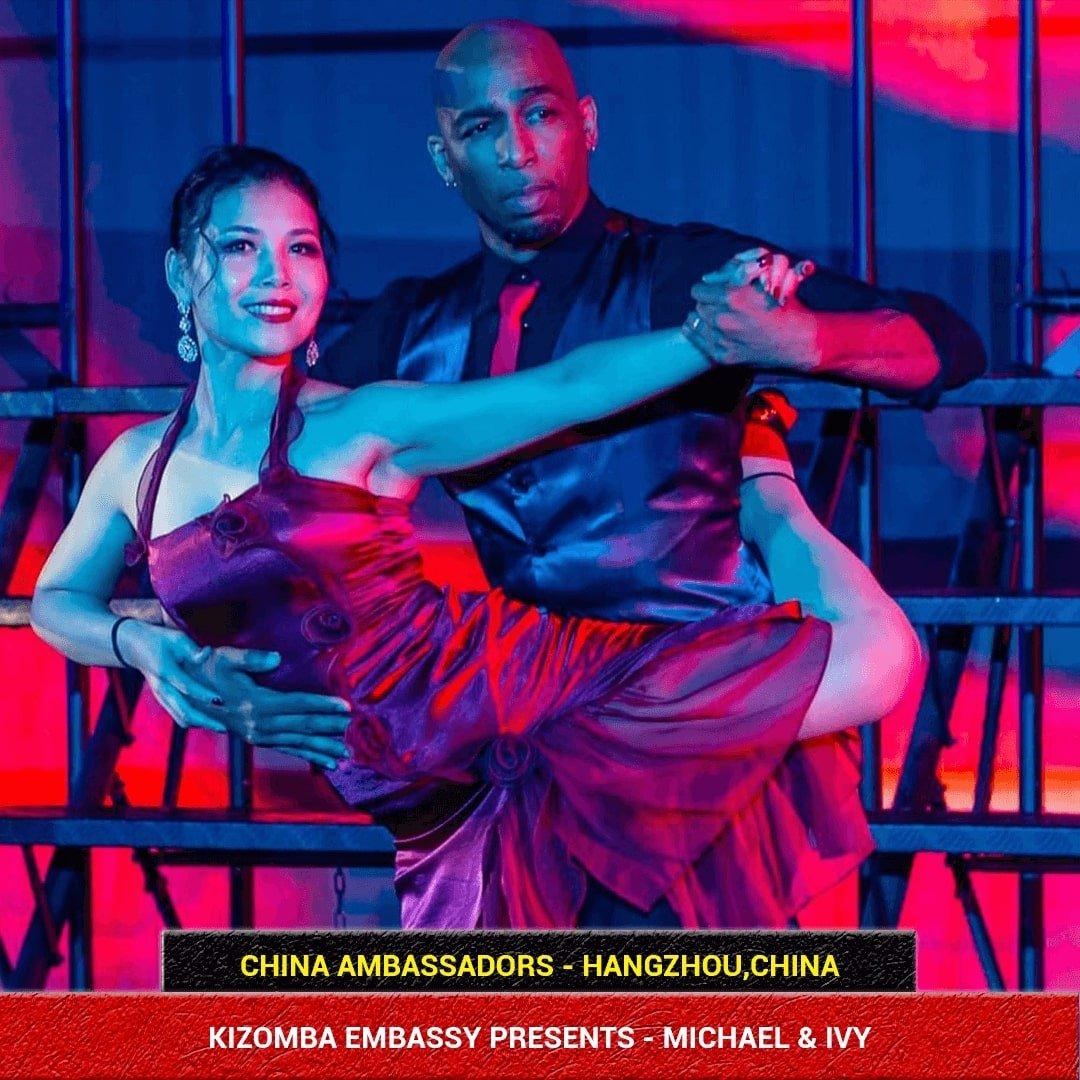 Kizomba Dancers China - Michael & Ivy