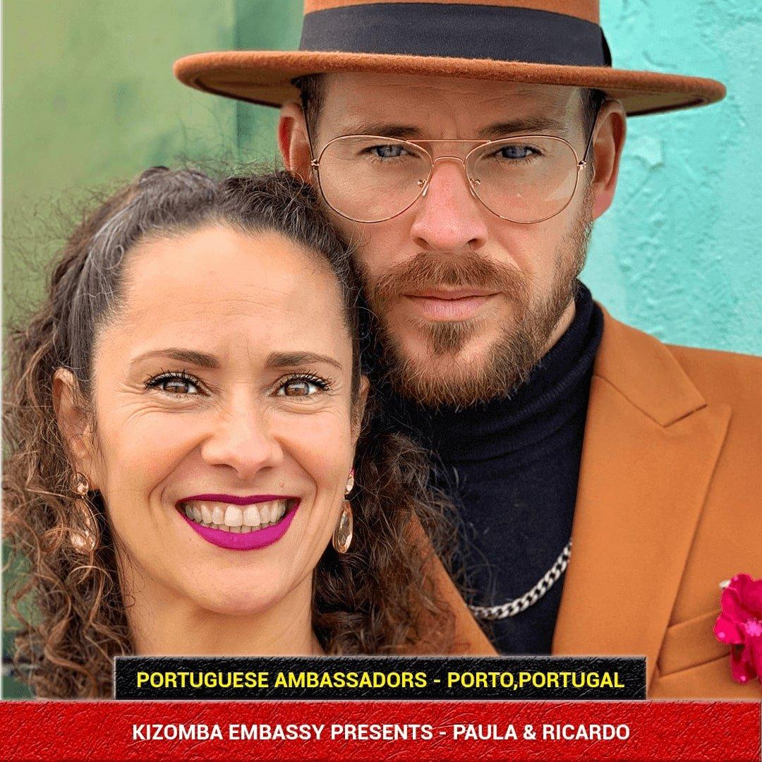 Kizomba Embassy Ambassadors - Paula & Ricardo