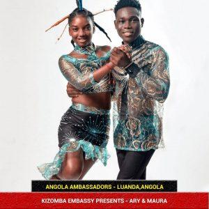 Kizomba Embassy Ambassadors - Ary & Maura