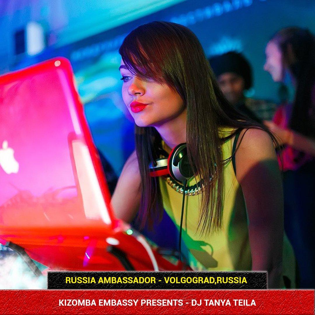 DJ Tanya Teila