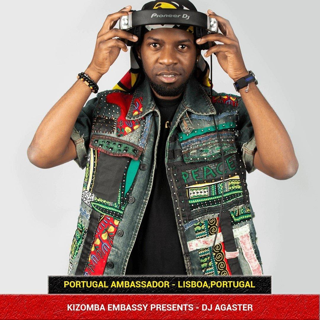 Kizomba DJ Agaster