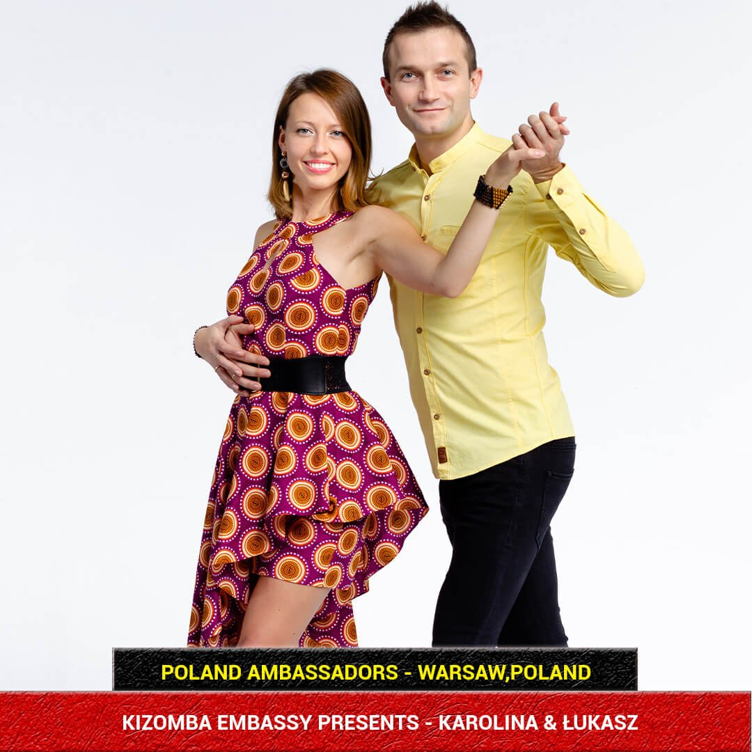 Vamula Kizomba dancers Poland
