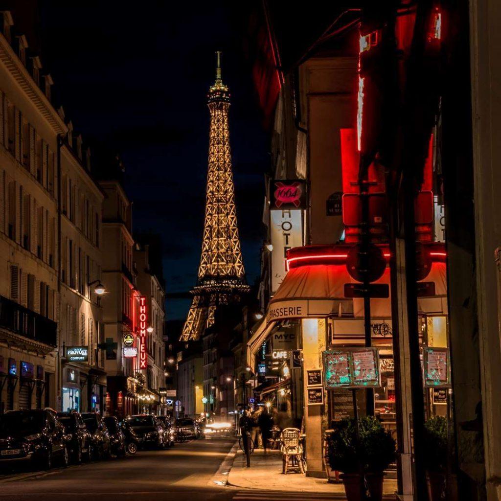 Where to dance Kizomba in Paris, France