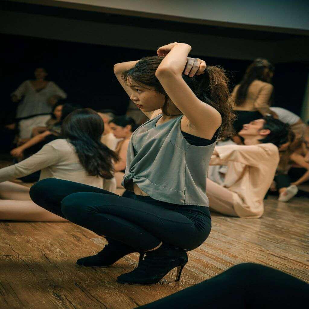Hiring a Professional dancer!