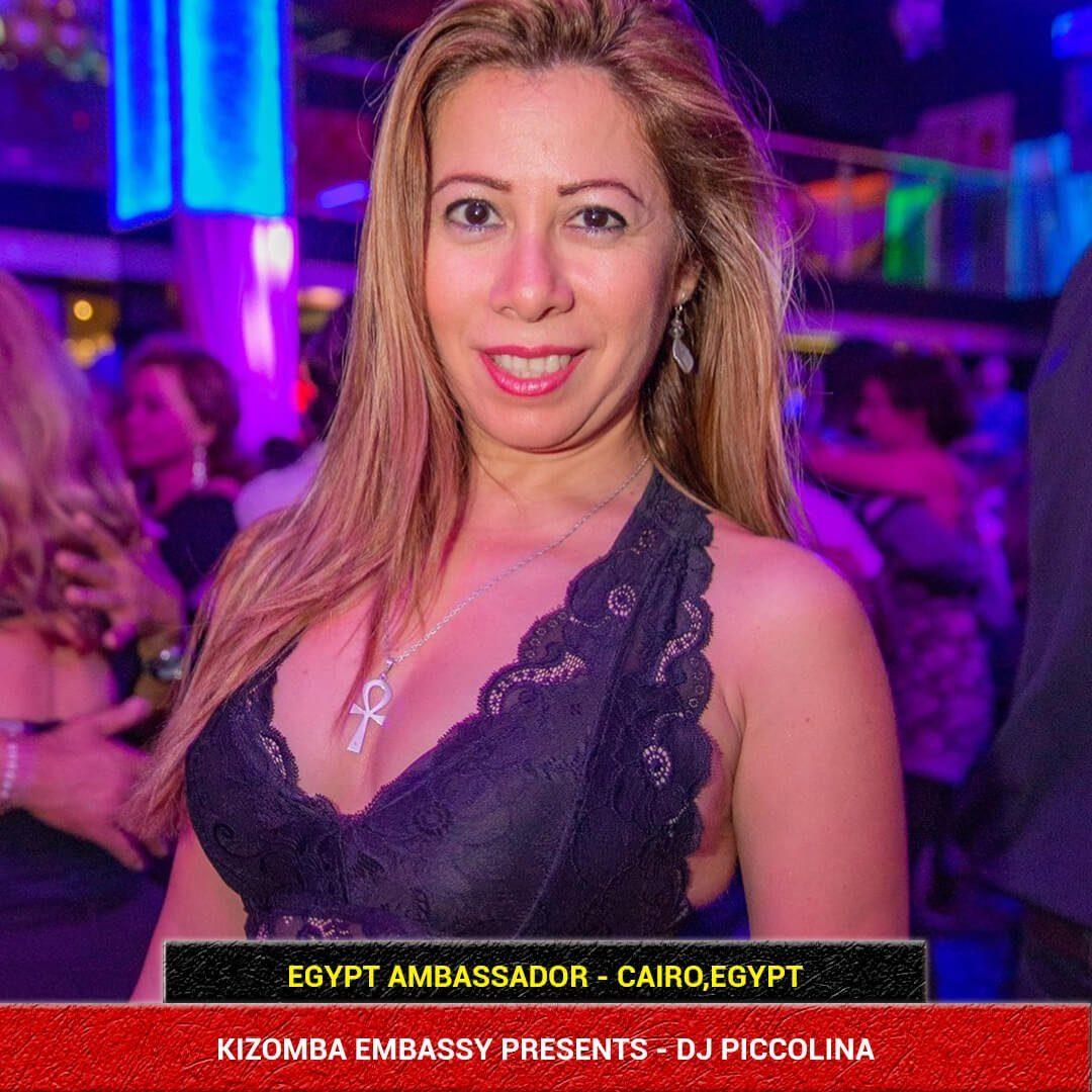 Kizomba Embassy Ambassador - DJ Piccolina