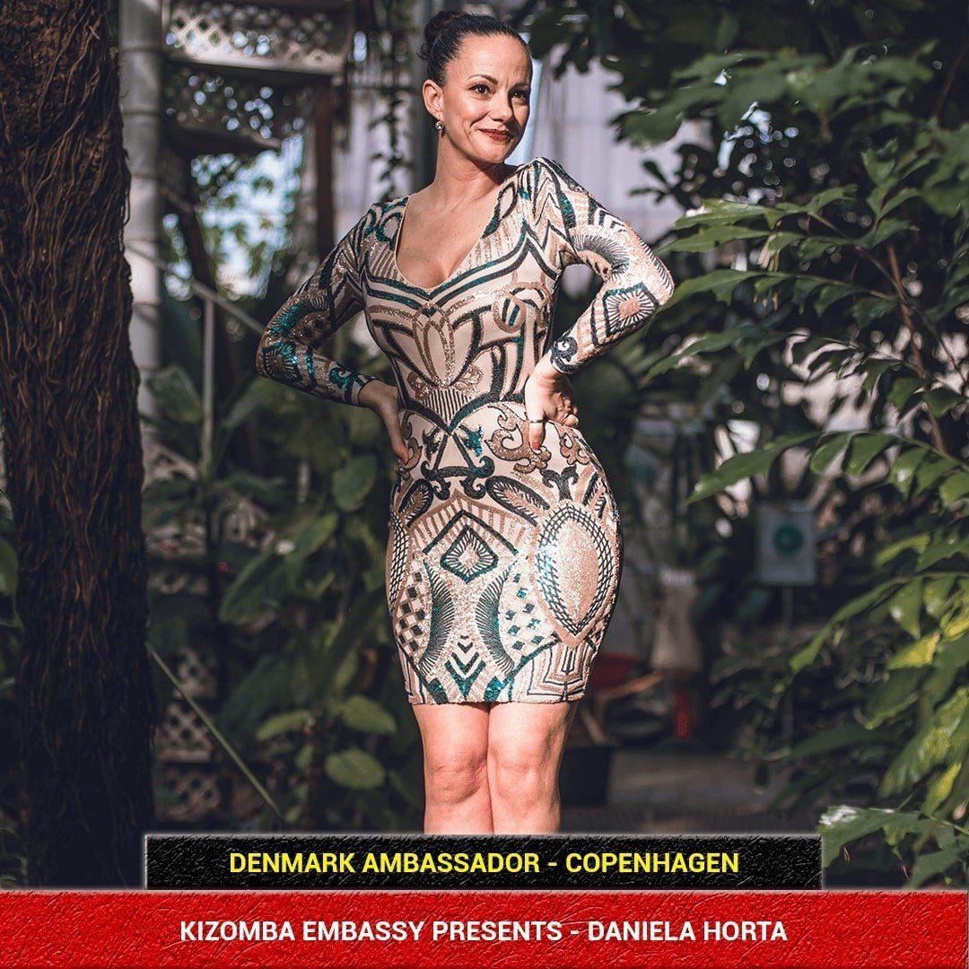 Kizomba Embassy Ambassador - Daniela Horta