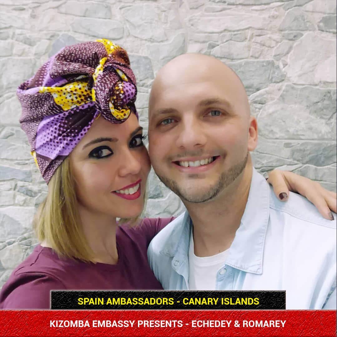 Kizomba Embassy Ambassadors - Echedey & Romarey